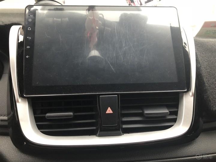 致享提车记,安全配置超级实用