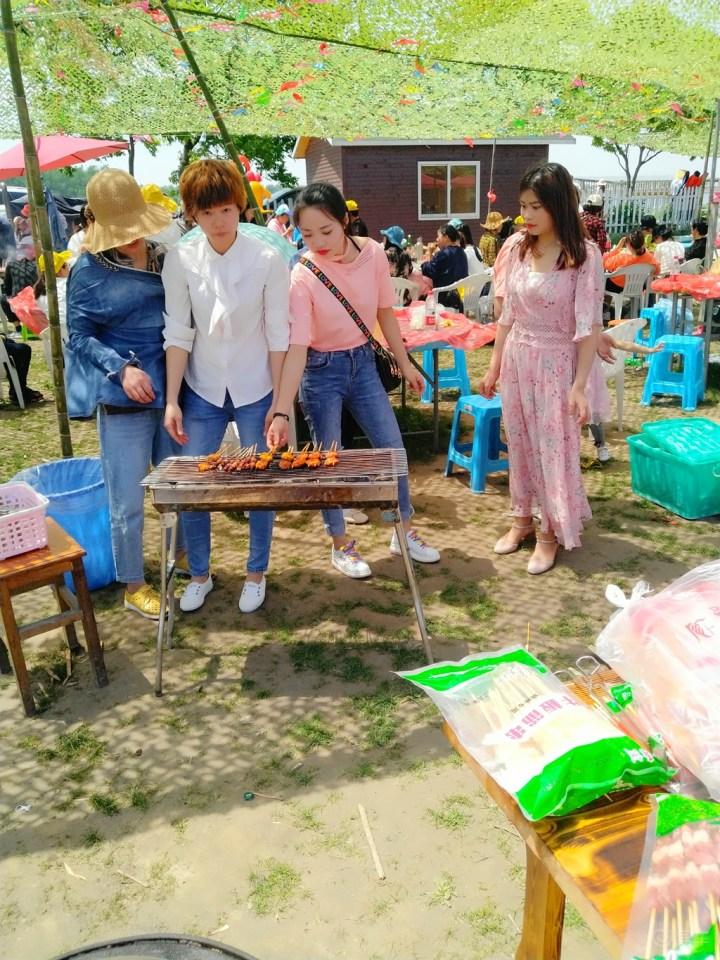 夏之季——自助烧烤