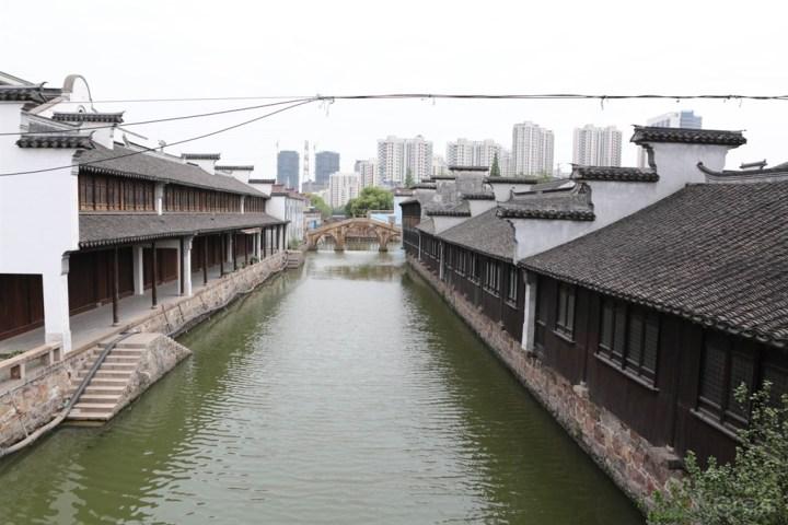 探寻无锡十大历史文化古村镇之七:周新镇