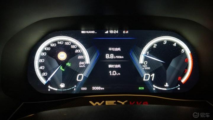 魏派VV6提车几个月用车感受