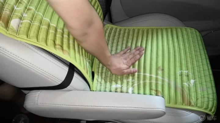 让G10座椅冬暖夏凉起来