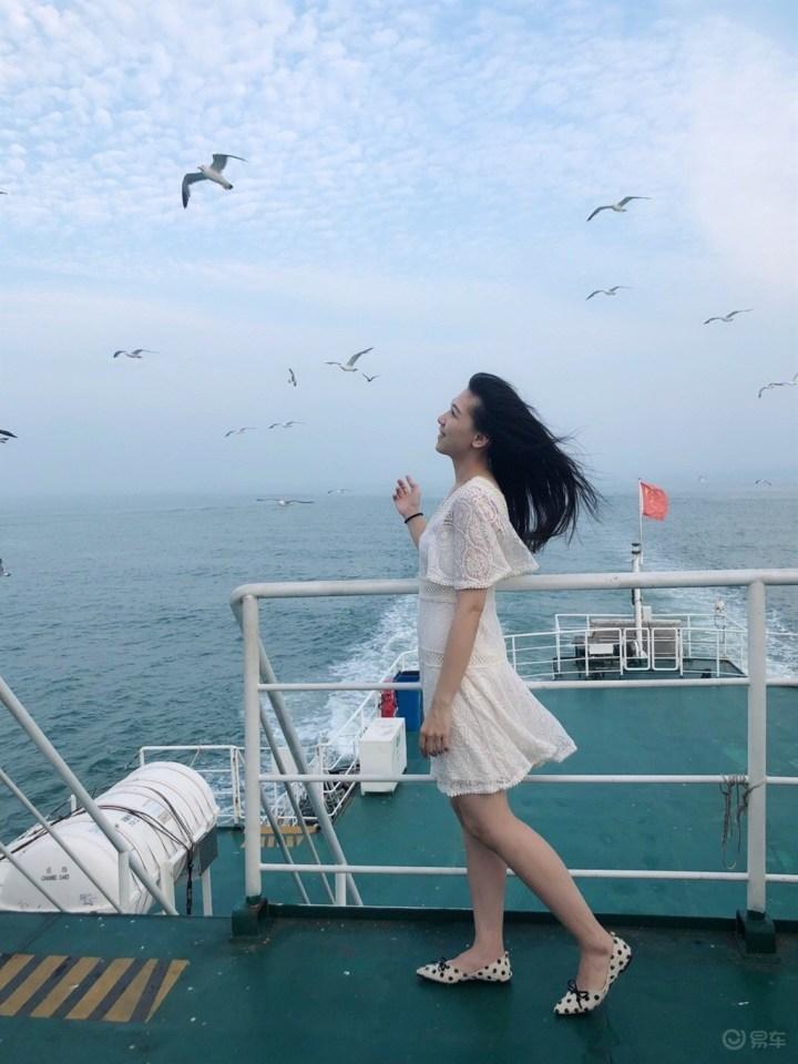 匆匆一瞥,折服在长岛的美轮美奂之中