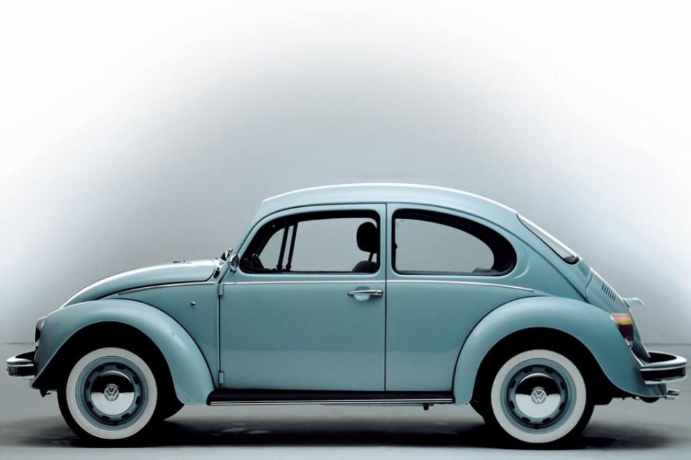 汽车发展史上最成功车型 甲壳虫高清图片