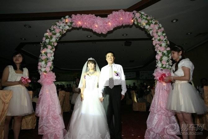 佛山车友会11月13日车友三少结婚,全轩逸车队 主婚车风雅高清图片