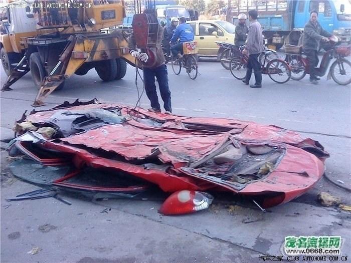 恐怖论坛_【(转)可怜的奇瑞车啊,恐怖的车祸啊!】_长城c30社区
