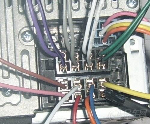 求狮跑cd接线方法,有图和接线图纸高清图片