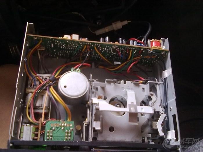 卡带机diy 加装音频输入口