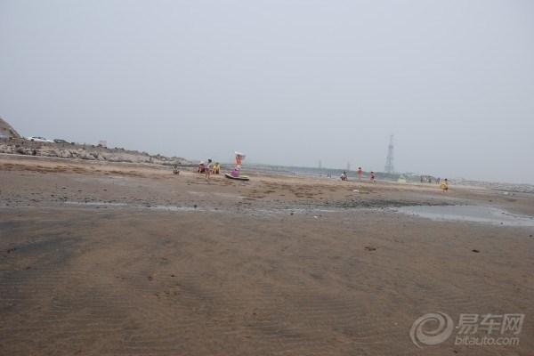 【迟到v海滩,祥云唐山乐亭湾海滩游。】_马自达神攻略指推图片