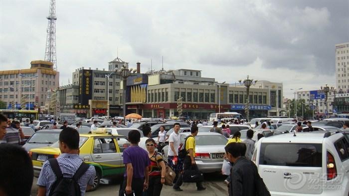 齐齐哈尔火车站