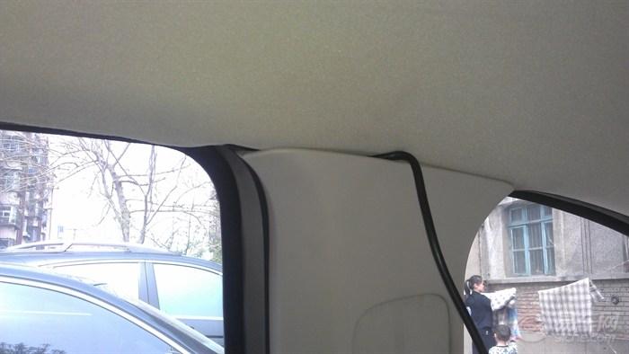 标致408改装作业第三季 折腾可视倒车,升级安装高清图片