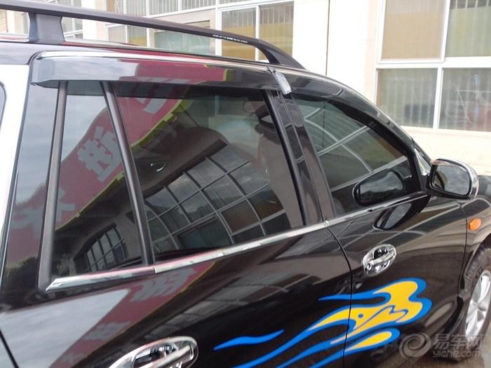 华泰圣达菲全套837改装车面目一新 高清图片