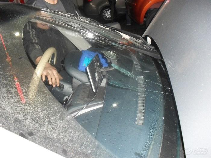 雨刷没水,暖风不暖 来售后看看哈,告诉你用车小常识 长安CX20论坛高清图片