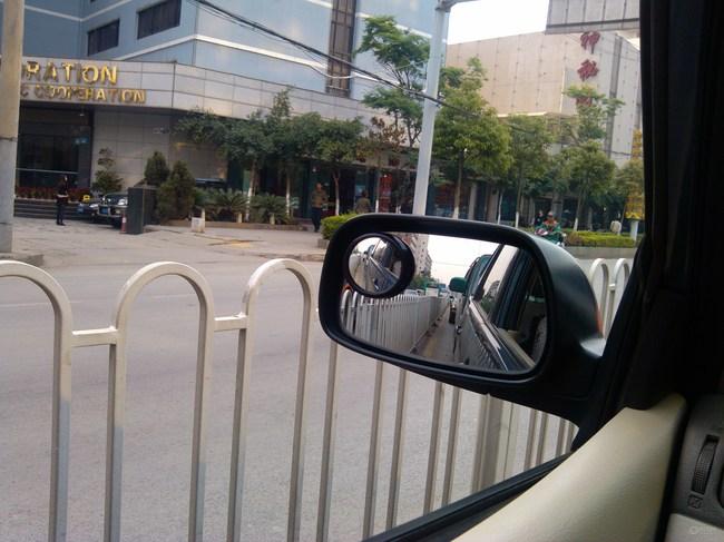 小圆镜效果_森雅m80_一汽吉林