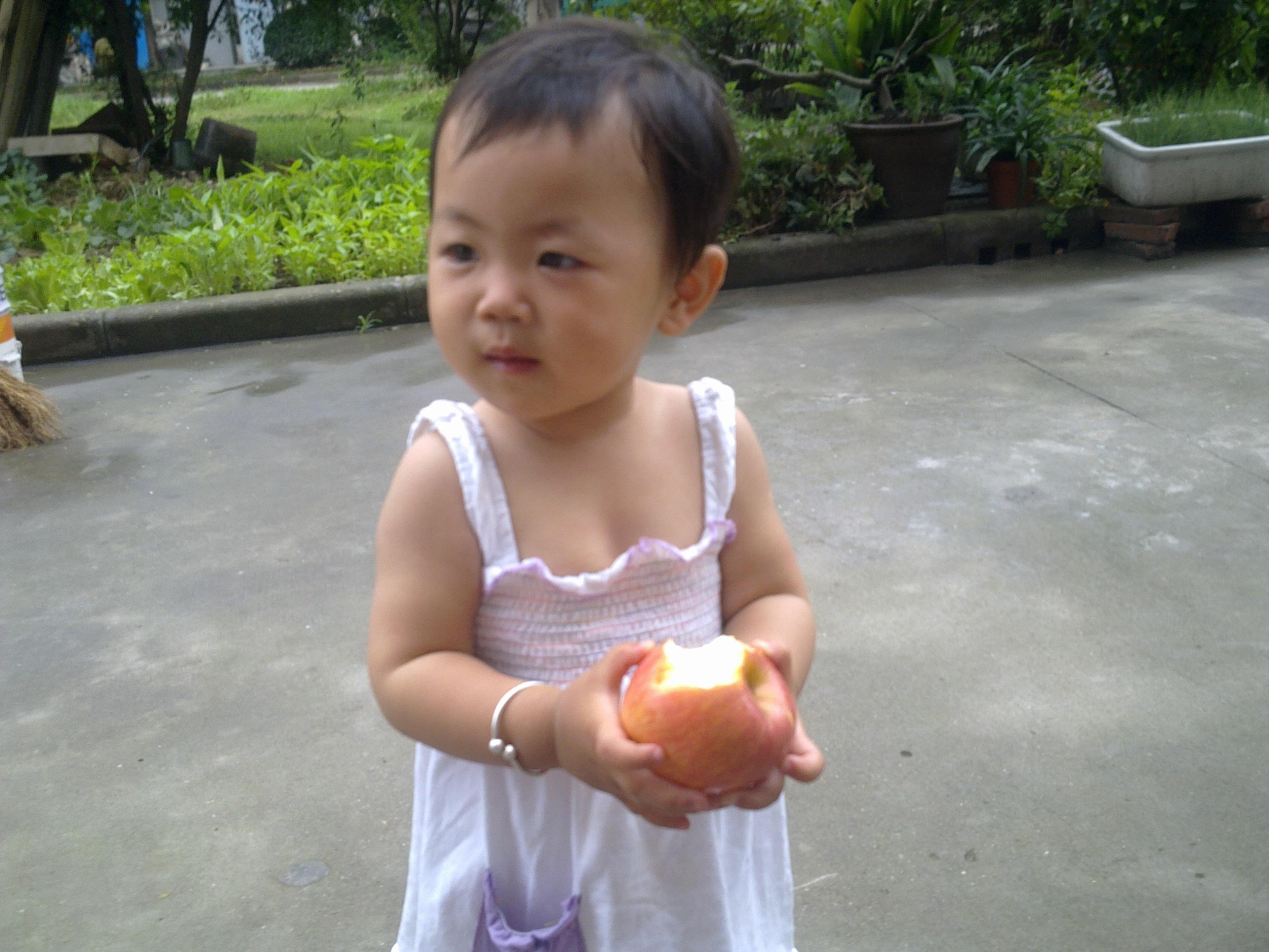 小孩相片可爱头像